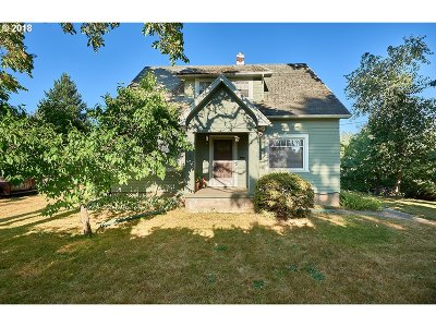 Newberg, Dundee, Lafayette Single Family Home For Sale: 1020 N Main St