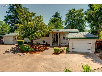 Newberg, Dundee, Mcminnville, Lafayette Single Family Home For Sale: 548 NW 18th St
