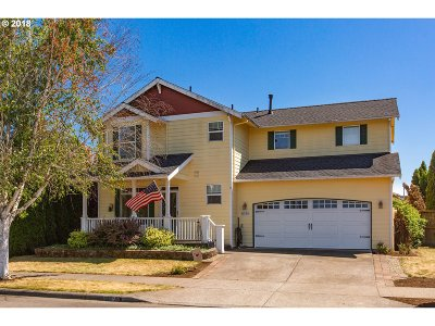 Forest Grove Single Family Home For Sale: 1508 Nichols Ln