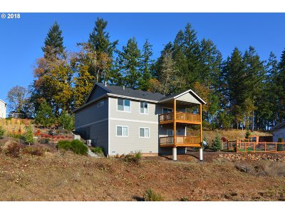 Eugene Single Family Home For Sale: 3274 Timberline Dr