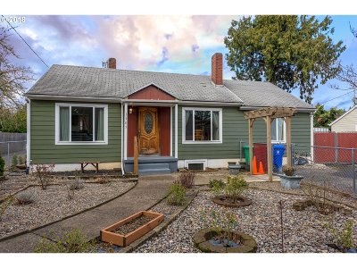 Single Family Home For Sale: 3505 SE 136th Ave