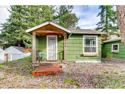 Sherwood, King City Single Family Home For Sale: 22784 SW Lincoln St