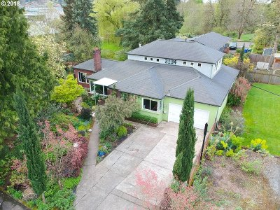 Single Family Home For Sale: 2134 SE Harney St