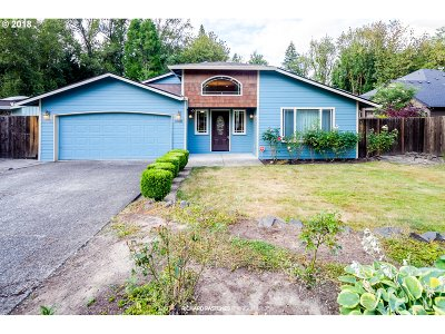 West Linn Single Family Home For Sale: 3502 Fairview Way