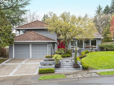 West Linn Single Family Home For Sale: 2509 Pimlico Dr