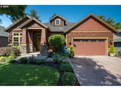 Forest Grove Single Family Home For Sale: 3278 Ridge Pointe Dr