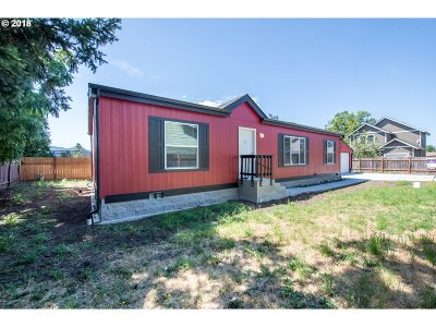 Springfield Single Family Home For Sale: 3853 E St