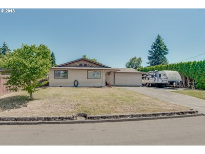 Vancouver Single Family Home For Sale: 9603 NW 28th Ave