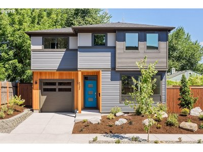Portland Single Family Home For Sale: 3243 N Houghton St