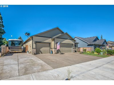 Hubbard Single Family Home For Sale: 2280 A St
