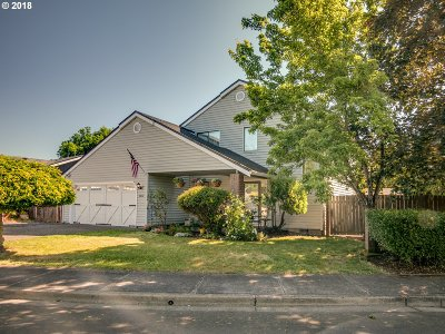 Beaverton Single Family Home For Sale: 1612 SW 209th Ave