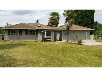 Ridgefield Single Family Home For Sale: 104 NE 194th St