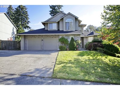 Vancouver Single Family Home For Sale: 1919 SE 125th Ct
