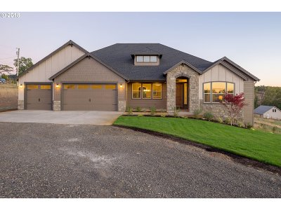 Newberg, Dundee, Mcminnville, Lafayette Single Family Home For Sale: SW Hillsboro Hwy
