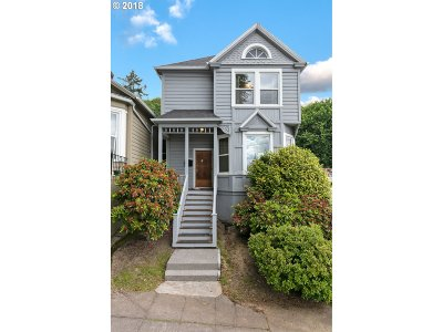 Portland OR Multi Family Home For Sale: $899,900