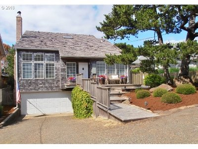 Gearhart Single Family Home For Sale: 456 D St