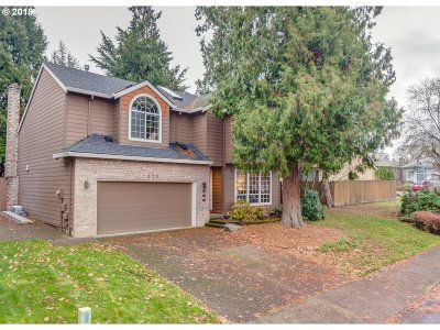 Beaverton Single Family Home For Sale: 420 SW Seminole Dr