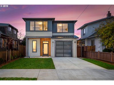Single Family Home Bumpable Buyer: 6623 SE Ramona St