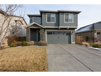 Bend Single Family Home For Sale: 61140 Manhae Ln