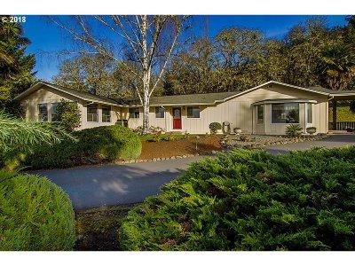 Roseburg Single Family Home For Sale: 191 Glenwood Ct