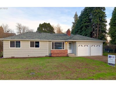Keizer Single Family Home Sold: 5074 Bailey Rd NE
