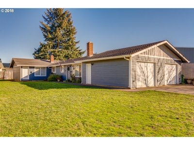 Woodburn Multi Family Home For Sale: 1591 James St