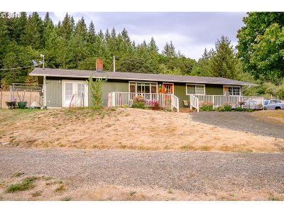 Scio Single Family Home Sold: 38631 Hungry Hill Dr