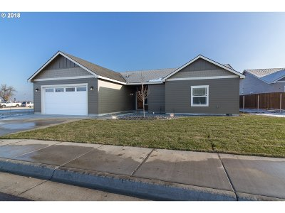 Hermiston Single Family Home For Sale: 1725 SW 9th St