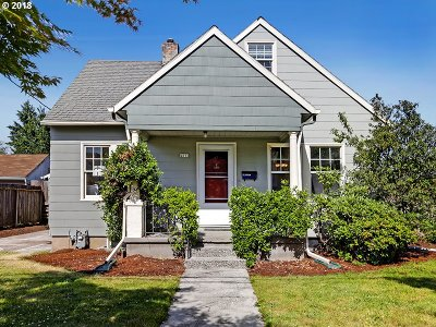 Single Family Home For Sale: 4615 SE 37th Ave