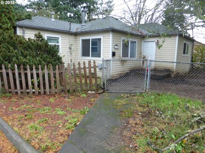 Portland Single Family Home For Sale: 1100 SE 174th Ave