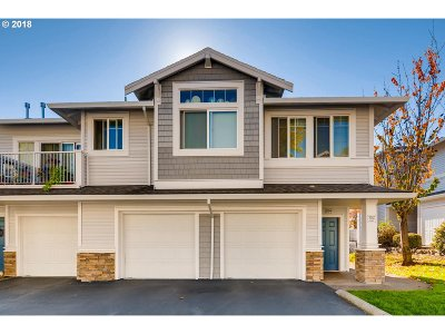 Beaverton OR Condo/Townhouse For Sale: $290,000