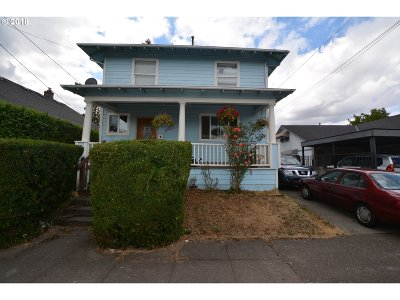 Portland Single Family Home For Sale: 703 NE 79th Ave