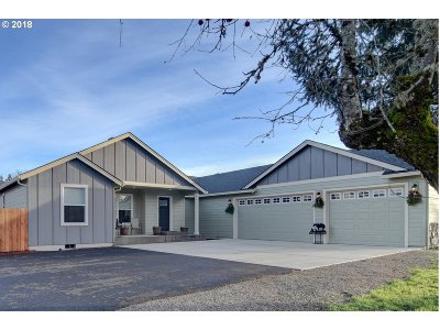 Woodland Single Family Home For Sale: 2119 Lewis River Rd