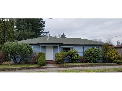 Single Family Home For Sale: 621 SE 142nd Ave