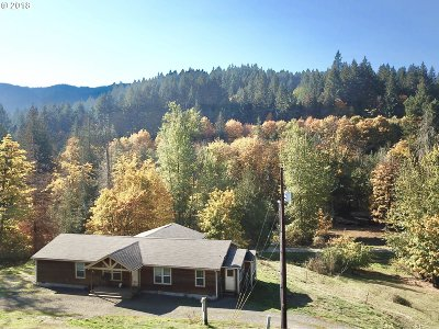 Gales Creek Single Family Home For Sale: 57257 NW Wilson River Hwy