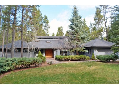 Sunriver Single Family Home For Sale: 58069 Siskin Ln #20