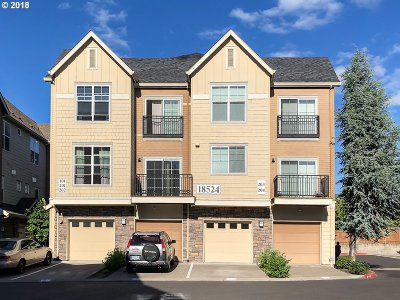 Hillsboro, Cornelius, Forest Grove Condo/Townhouse For Sale: 18524 NW Red Wing Way #201