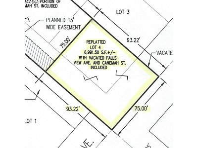 West Linn Residential Lots & Land For Sale: Riverview Ave