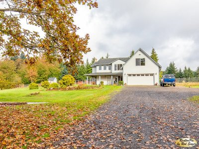 Camas, Washougal Single Family Home For Sale: 38105 SE Norma Rd