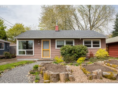 Single Family Home For Sale: 9233 N Fairhaven Ave