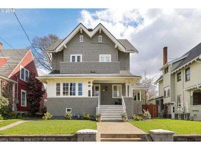 Single Family Home For Sale: 2126 NE 17th Ave