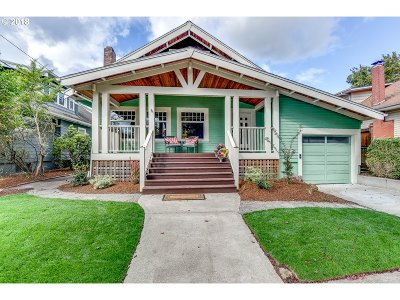 Single Family Home For Sale: 2315 NE 47th Ave