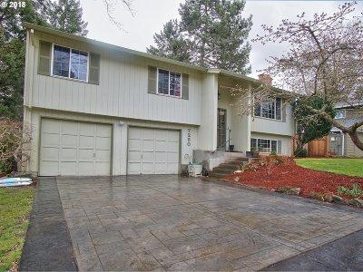 Hillsboro, Beaverton, Tigard Single Family Home For Sale: 7250 SW Sorrento Rd