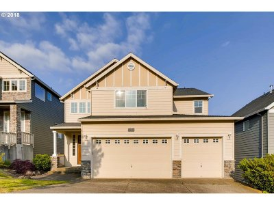 Milwaukie, Clackamas, Happy Valley Single Family Home For Sale: 12962 SE Meadehill Ave