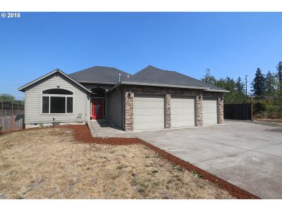 Springfield Single Family Home For Sale: 4762 Rocky Rd