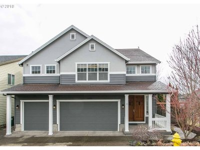 Single Family Home For Sale: 12990 NW Kyla Ln