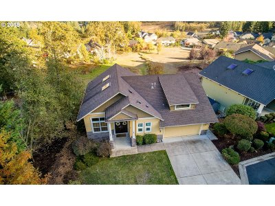 Eugene Single Family Home For Sale: 3374 Bentley Ave