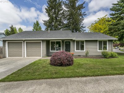 Tualatin Single Family Home For Sale: 21690 SW Columbia Dr