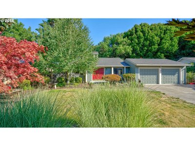 Keizer Single Family Home Sold: 1134 Swingwood Ct NE