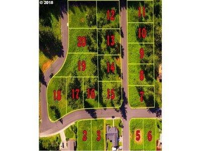 Veneta, Elmira Residential Lots & Land For Sale: 87938 10th St